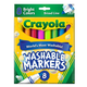 Crayola Washable Broad Line Markers 8-count
