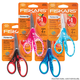Fiskars Kids Softgrip Scissors (pointed) Asst