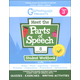 Meet the Parts of Speech Student Workbook Grade 3 (Grammaropolis)