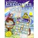 Great Explorers J-I-N-G-O