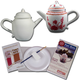 American Revolution - Colonial Teapot (Hands on History Pottery Kit)