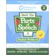 Meet the Parts of Speech Student Workbook Grade 4 (Grammaropolis)
