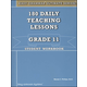 Easy Grammar Ultimate Series Grade 11 Student Workbook