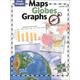 Maps+Globes+Graphs Level D Student