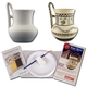 Ancient Greece - Drinking Vessel (Hands on History Pottery Kit)
