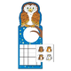 Owl Personal Incentive Charts and Stickers
