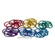 Colored Book Rings 1�