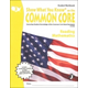 Show What You Know on the Common Core Reading and Mathematics Student Workbook Grade 3
