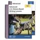 Advanced U.S. History-Based Writing Lessons  Teacher and Student Set