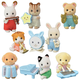 Calico Critters Baby Band Series Blind Bags (Assorted Style)