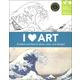 I Heart Art Activity Book