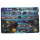 Salt Water Fish Placemat