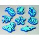 Sea Life Stampers Jumbo Ink Stamper