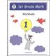 Math Workbook Grade 1