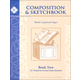 Composition & Sketchbook ll Blank Copybook Pages
