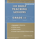 Easy Grammar Ultimate Series Grade 11 Teacher Edition