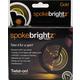 Spoke Brightz Bike Light - Gold