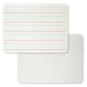 Magnetic Dry Erase Lapboard: 2-Sided Plain/Lined 9