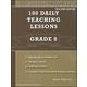 Easy Grammar Ultimate Series Grade 8 Teacher Edition