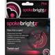 Spoke Brightz Bike Light - Pink