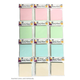 Sticky Notes: Assorted Pastel 3