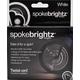 Spoke Brightz Bike Light - White