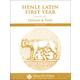 Henle Latin I Quiz / Exam Packet (Units VI-XIV)