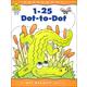 1-25 Dot-to-Dot Get Ready! Workbook
