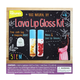 DIY Lava Lip Gloss Craft Making Kit