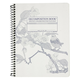 Sweet Pear Tree Decomposition Book (Blank Pages) 9.75