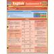 English Fundamentals 1 Laminated Guide