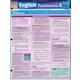 English Fundamentals 2 Laminated Guide