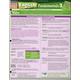 English Fundamentals 3 Laminated Guide