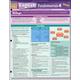 English Fundamentals 4 Laminated Guide