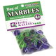 Blocks and Marbles Bag of Marbles (30 Marbles