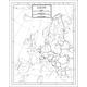 Europe Map Paper single (8+