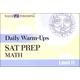 Daily Warm-Ups: SAT Prep-Math Level II