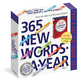 365 New Words-A-Year Page-a-Day 2019 Calendar