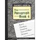 Paragraph Book 4 Teacher's Guide