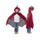 Dragon Cloak Red/Black