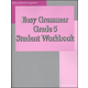 Easy Grammar Grade 5 Workbook
