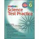 Spectrum Science Test Practice Grade 6