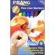 Prang Fine Line Washable Markers - 8 Color Set