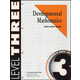 Developmental Math Level 3 Instruction Guide