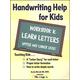 Learn Letters Workbook - Book K (HHK)