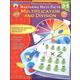 Mastering Math Facts Multiplication & Divsion
