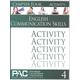 English Communication Skills: Chapter 4 Activities