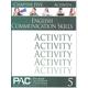 English Communication Skills: Chapter 5 Activities