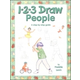 1-2-3 Draw People