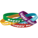 Happy Holidays Wristbands (10 pack)
